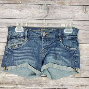 Cute Denim Shorts by STS Blue
